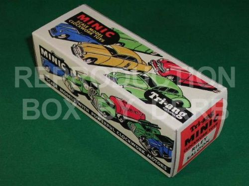 Minic. #3031 Riley Saloon - Reproduction Box